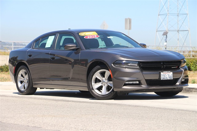 2018 Dodge Charger >> Pre Owned Dodge Charger Sxt Plus