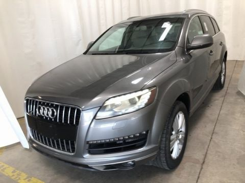 Pre-Owned 2011 Audi Q7 3.0 TDI Premium Plus