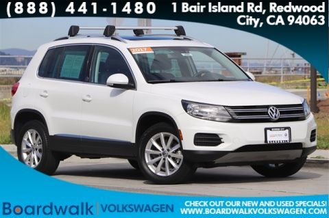 Used Volkswagen Tiguan Wolfsburg Edition Redwood City Ca